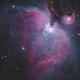 M42, Orion Nebula,                                Kayne Lazarus