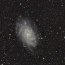 M33,                                Versocquette