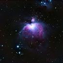 M42 Orion Nebula,                                Keith Sakata