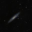 NGC 253,                                Cosmonauta
