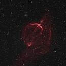 SH2-224 Super Nova remnant,                                equinoxx