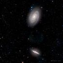 M81 &M82,                                Patrick Sick