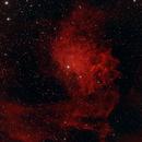 IC 405 - Flaming Star Nebula,                                Alan Mason