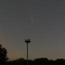 C/2020 F3 (NEOWISE),                                Hans Joachim Kämper