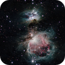 Orion Nebula,                                TuckersPics