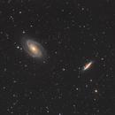 M81 / M82 and their companions,                                Sven Hoffmann