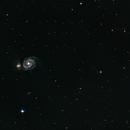 M51 with surroundings,                                Remco Kemperman
