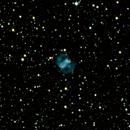 M 76 - Kleiner Hantelnebel - Crob,                                Martin Luther