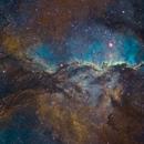 NGC6188,                                Daniel Kessler