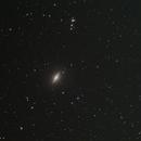 SOMBRERO GALAXY M104,                                BOB