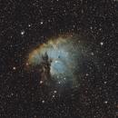 NGC281,                                PVO