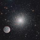 Messier 13 - Great Globular Cluster in Hercules,                                Luca Marinelli