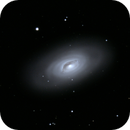 """M64 """"The Black Eye Galaxy"""",                                damien.bissonnette"""