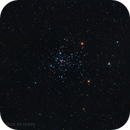 Open Cluster - NGC 2516,                                Delberson