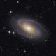 Bode's Galaxy - M81,                                Thomas Richter