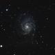M101 Galaxie (RC 154/1370 OTA),                                Axel Debieu-Potel