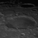 Schickard - Nasmyth - Phocylides - Wargentin craters,                                Euripides