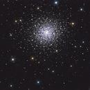M92 Amas globulaire de la constellation d'Hercule,                                christophe