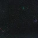 Comet 46p/Wirtanen - leaving Taurus,                                AC1000