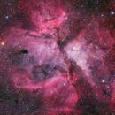 Eta Carinae Nebula,                                AstroCHL2JPN (Masahiko Niwa, Eduardo, Carlos)