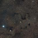 Snake Nebula - B 72,                                GALASSIA 60