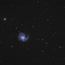 M99 with Supernova 2014L,                                Ken Sharp