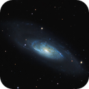 M106 and Friends - First Light with new TS APO 140,                                Daniel Pázmán