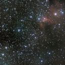 Cave nebula in RGB,                                Janos Barabas