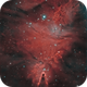 The Cone Nebula NGC2264 in Bicolor Ha and O3,                                Andreas Eleftheriou