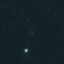 Comet C2020 M3 Atlas,                                Caspian Ray
