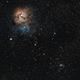 Trifid Nebula (M20 and M21),                                Arnau Romaguera C...