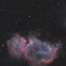 Soul Nebula - HaRGB,                                Ken-ichiro Tanaka