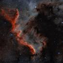 NGC 7000,                                Roberto Piras