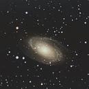 NGC 3031,                                Elliott Melan