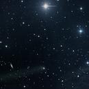 C/2015 er61 (panstarrs) and NGC 7497,                                andrealuna