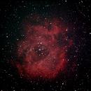 Rosette Nebula,                                Stewart