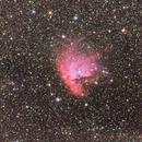 NGC 281 - PacMan Nebula,                                Riccardo A. Balle...