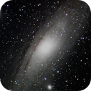 M31 - Andromeda Galaxy,                                Mark Spruce