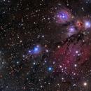 NGC2170 up close,                                Rick Stevenson