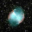 M27  Dumbbell Nebula,                                Stewart