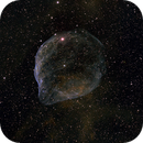 Sharpless 2-308 Wolf-Rayet Star in Canis Major-NASA APOD,                                Jeff Husted