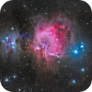 M42,                                SkyEyE Observatory