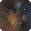 Rho Ophiucus Mosaic - The Great Gig In The Sky,                                Andre Vilhena