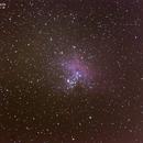 M16 - Nebulosa da Águia,                                André Lucas Melo
