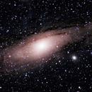 M31 first time Startools,                                Geert