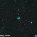 M27: Dumb-bell Nebula,                                José J. Chambó