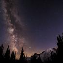 Mount Rainier,                                Astro Jim