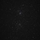 Perseus double cluster,                                xlaurent