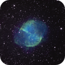 Dumbbell Nebula, M27, NGC 6853,                                Connolly33