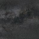 Milky Way over Heybridge Basin / River Blackwater, Essex 01:00 30/07/2020,                                Jason